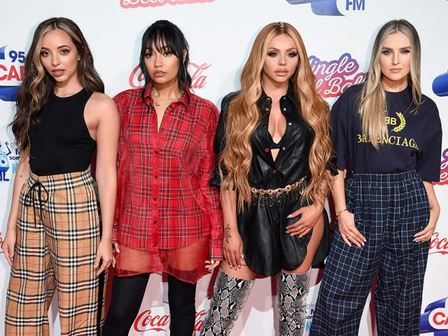 Little Mix 'broken hearted' after accident that forced them to cancel show