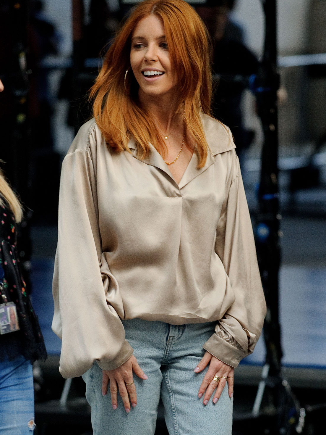 Stacey Dooley Hits Back At Off Grid Couple Who Called Her Lazy