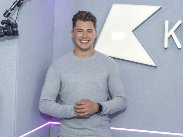 Love Island's Curtis Pritchard set to lose two stone as he signs up as the new face of Weight Watchers
