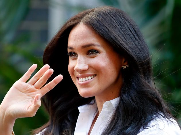 Brand new never before seen pictures of Meghan Markle released