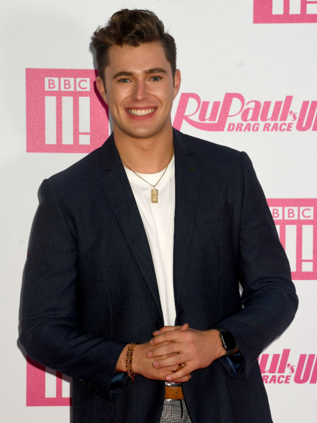 Love Island's Curtis Pritchard signs up as the new face of Weight Watchers