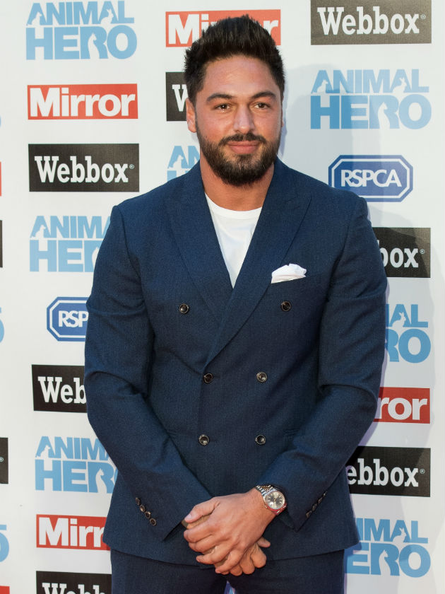 Mario Falcone reveals wedding plans for him and Becky Miesner