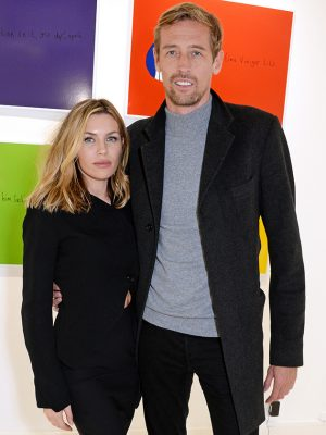 peter crouch reveals holiday accident abbey clancy