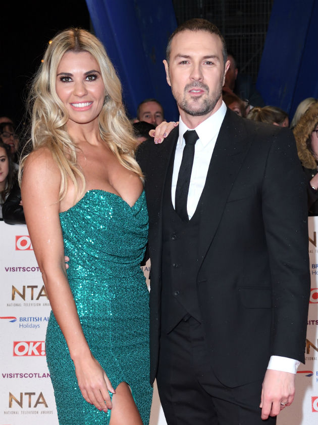 Paddy McGuinness loses wedding ring and replaces it with THIS tshirt