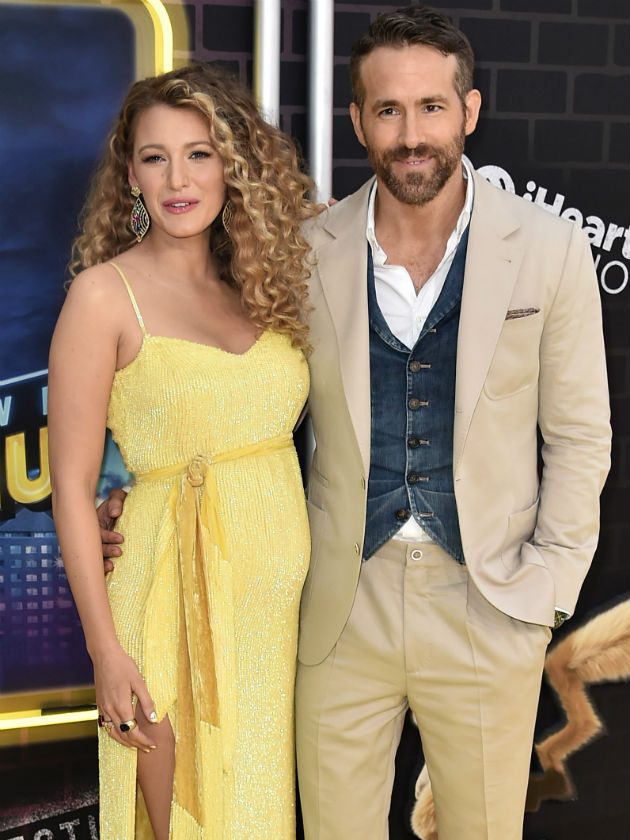 Ryan Reynolds and Blake Lively confirm they've had third child
