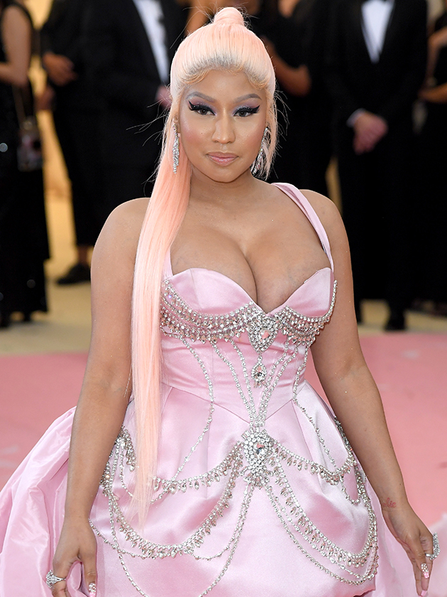 Nicki Minaj marries rapper Kenneth Petty after less than a year of dating