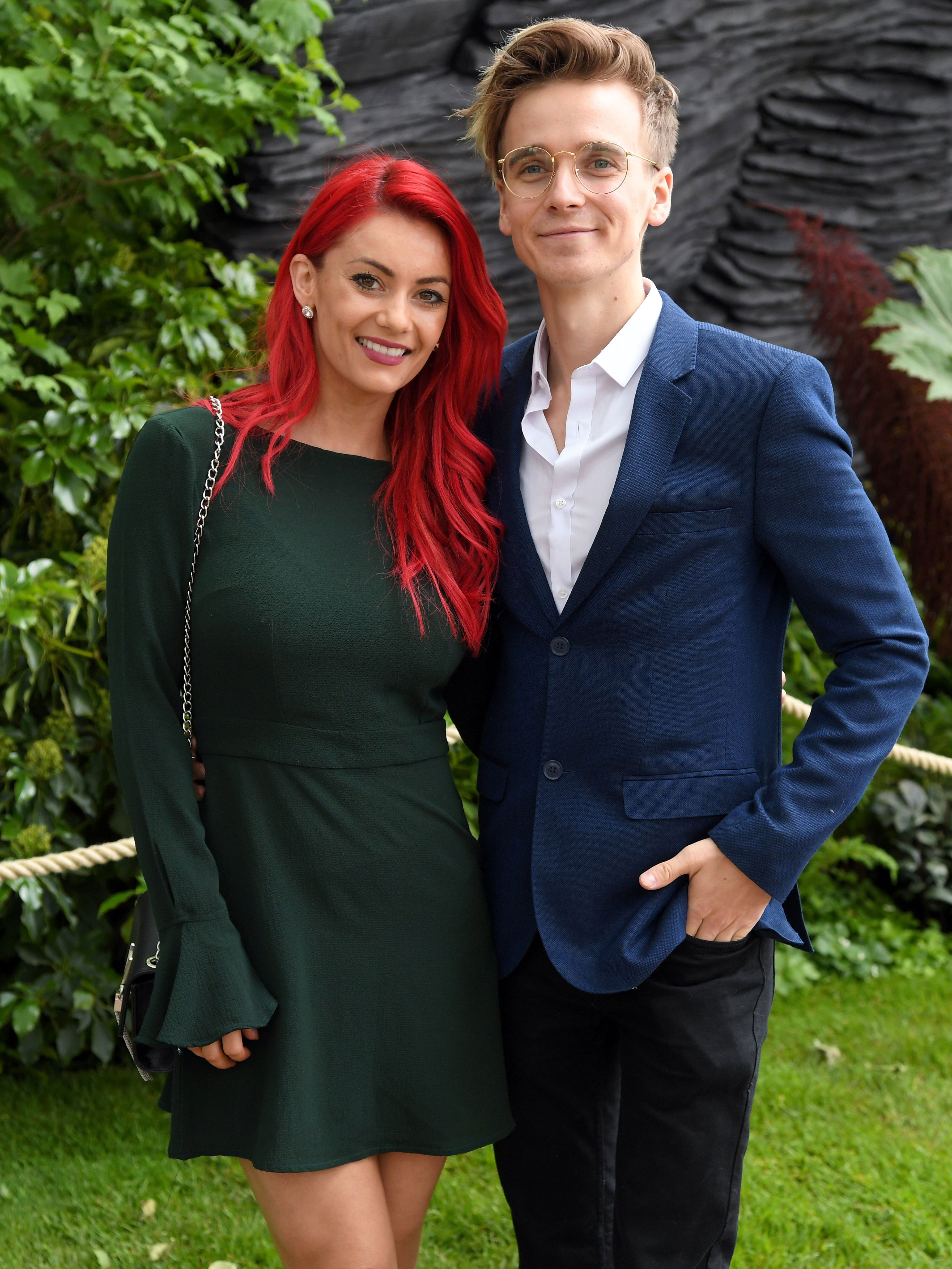 Joe Sugg reveals Dianne Buswell is 'not OK' after being axed from Strictly