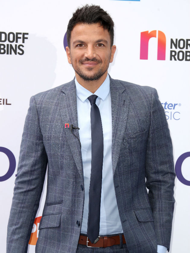 Peter Andre pranks daughter Princess in funny way
