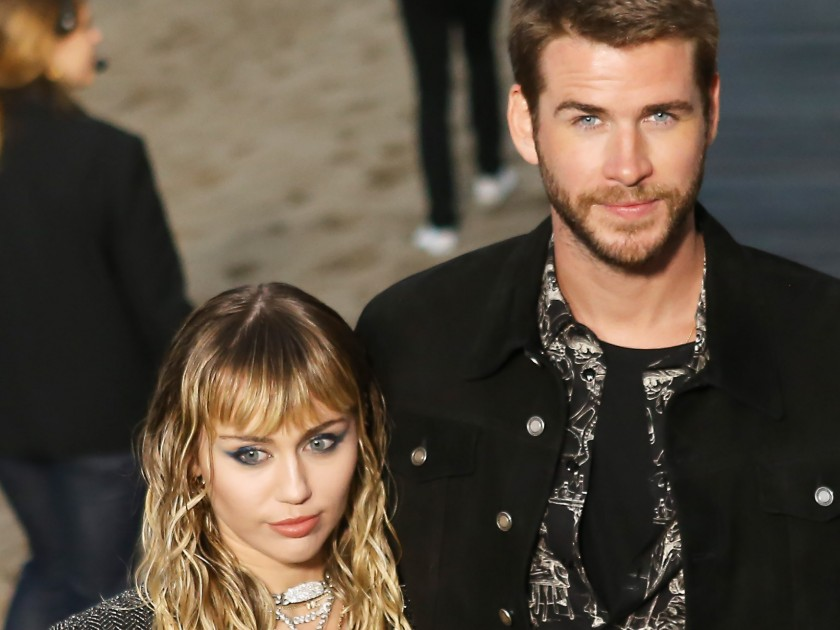 Miley Cyrus hints Liam Hemsworth 'ghosted' her after their split in cryptic post