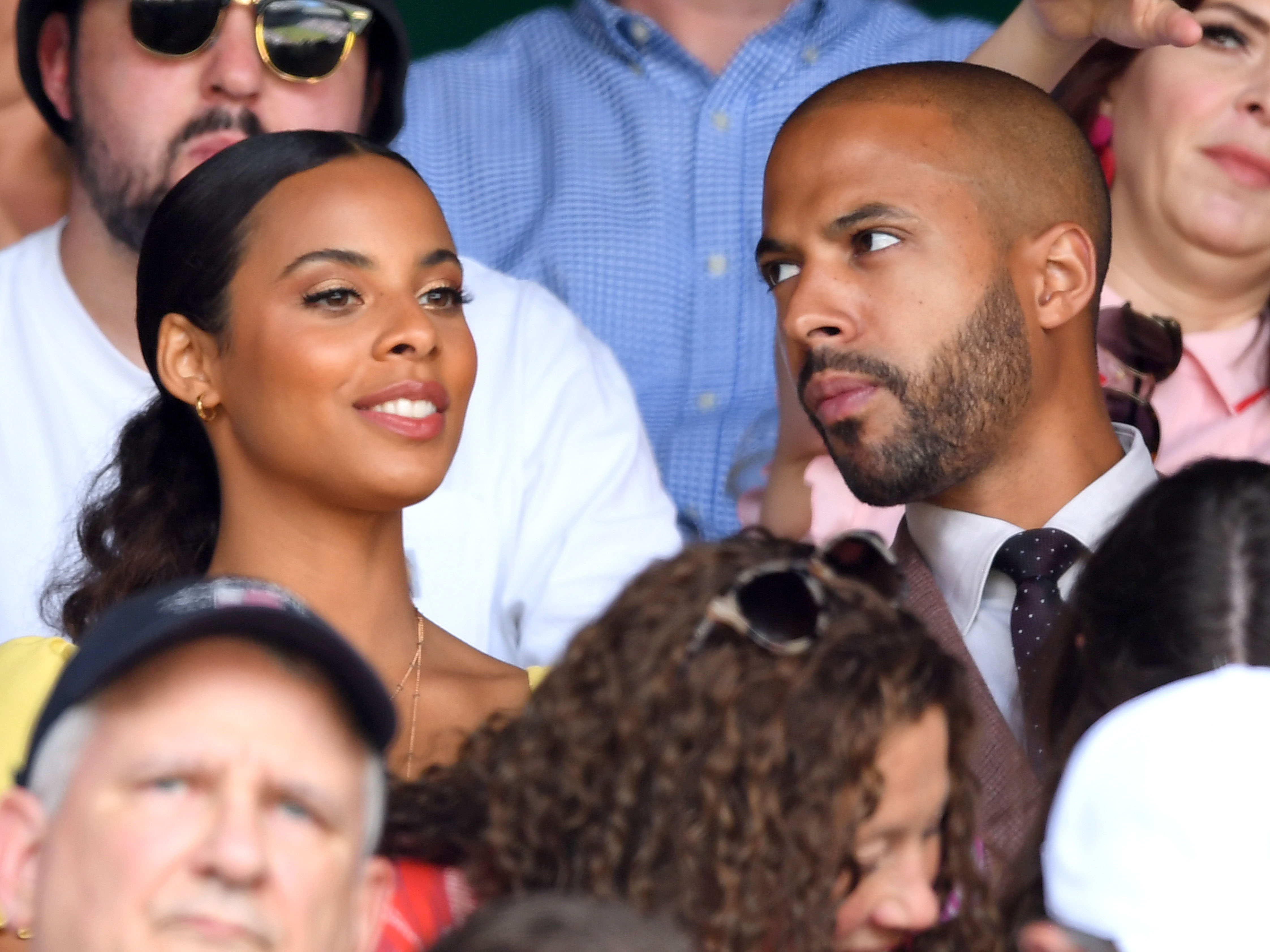 Rochelle Humes Fears Husband Marvin Could Divorce Her For This