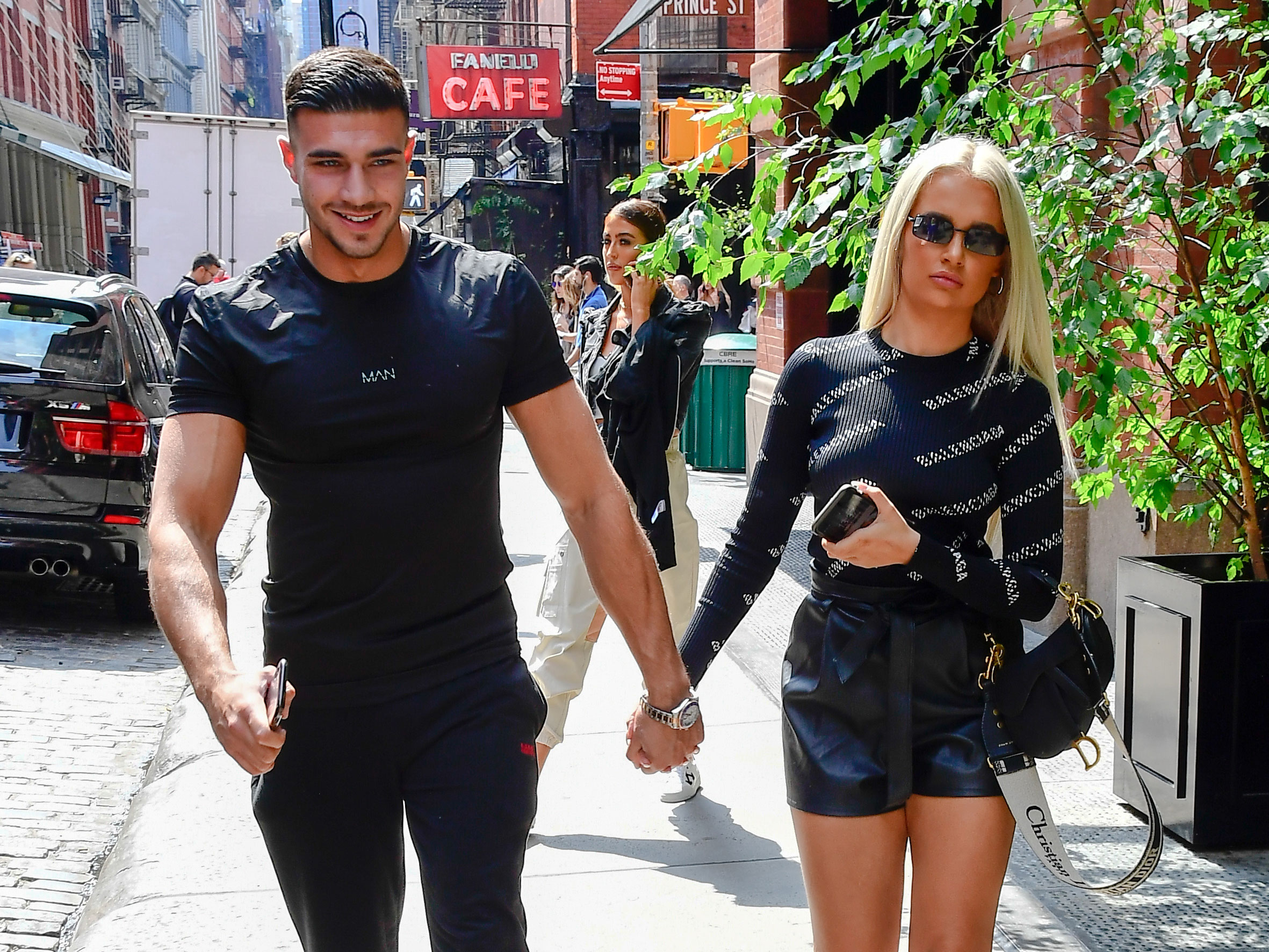 Love Island's Molly-Mae and Tommy Fury reveal they're already 'trying' for a baby