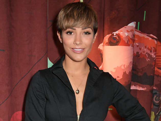 Frankie Bridge opens up on mental health battle, revealing that her sons take mental health classes
