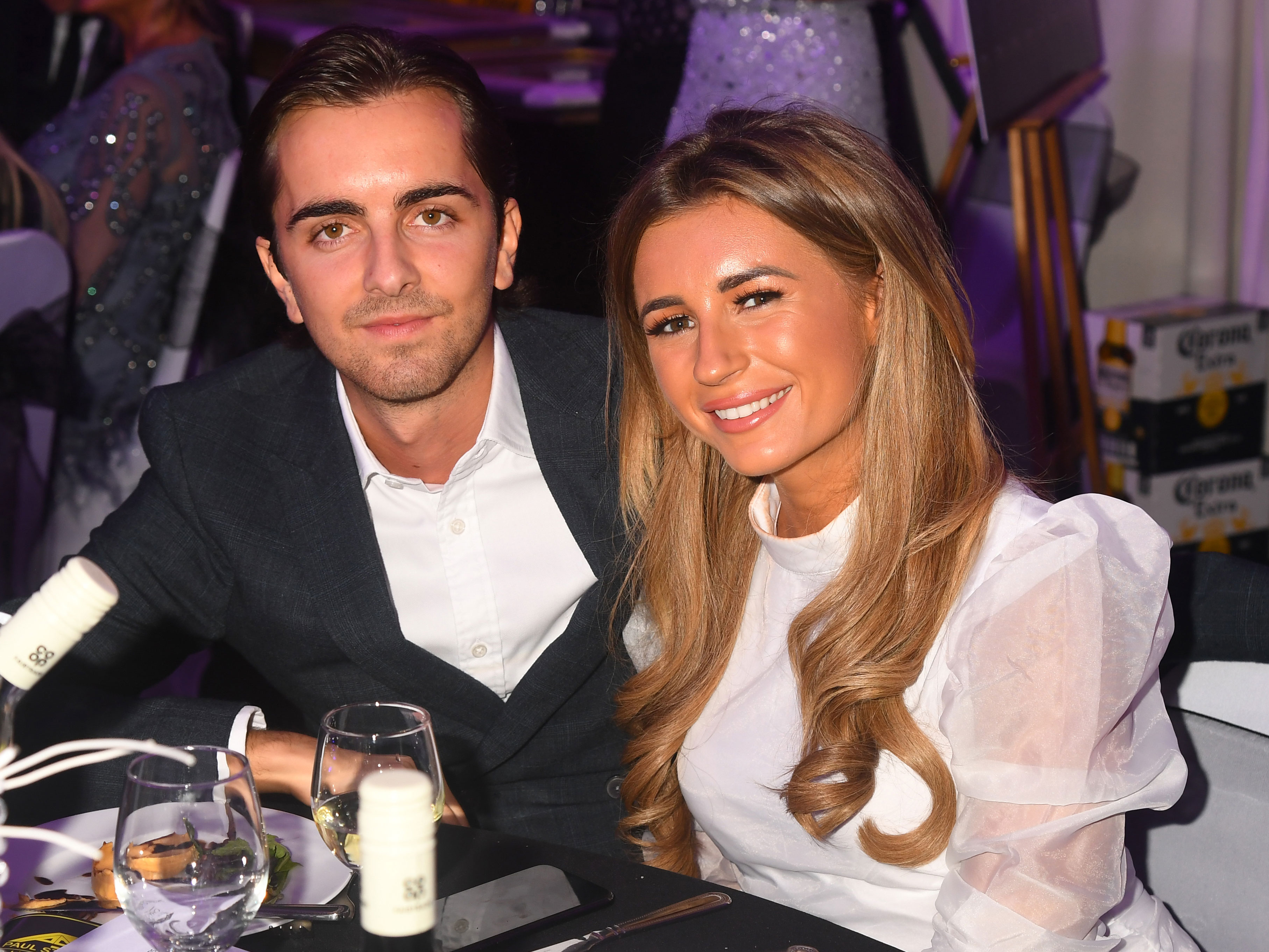 Dani Dyer spills the truth on how she actually got together with boyfriend Sammy Kimmence