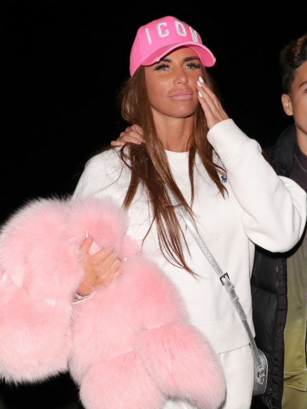 Katie Price predicted her future when she was just aged 13 – but she now admits one goal has changed