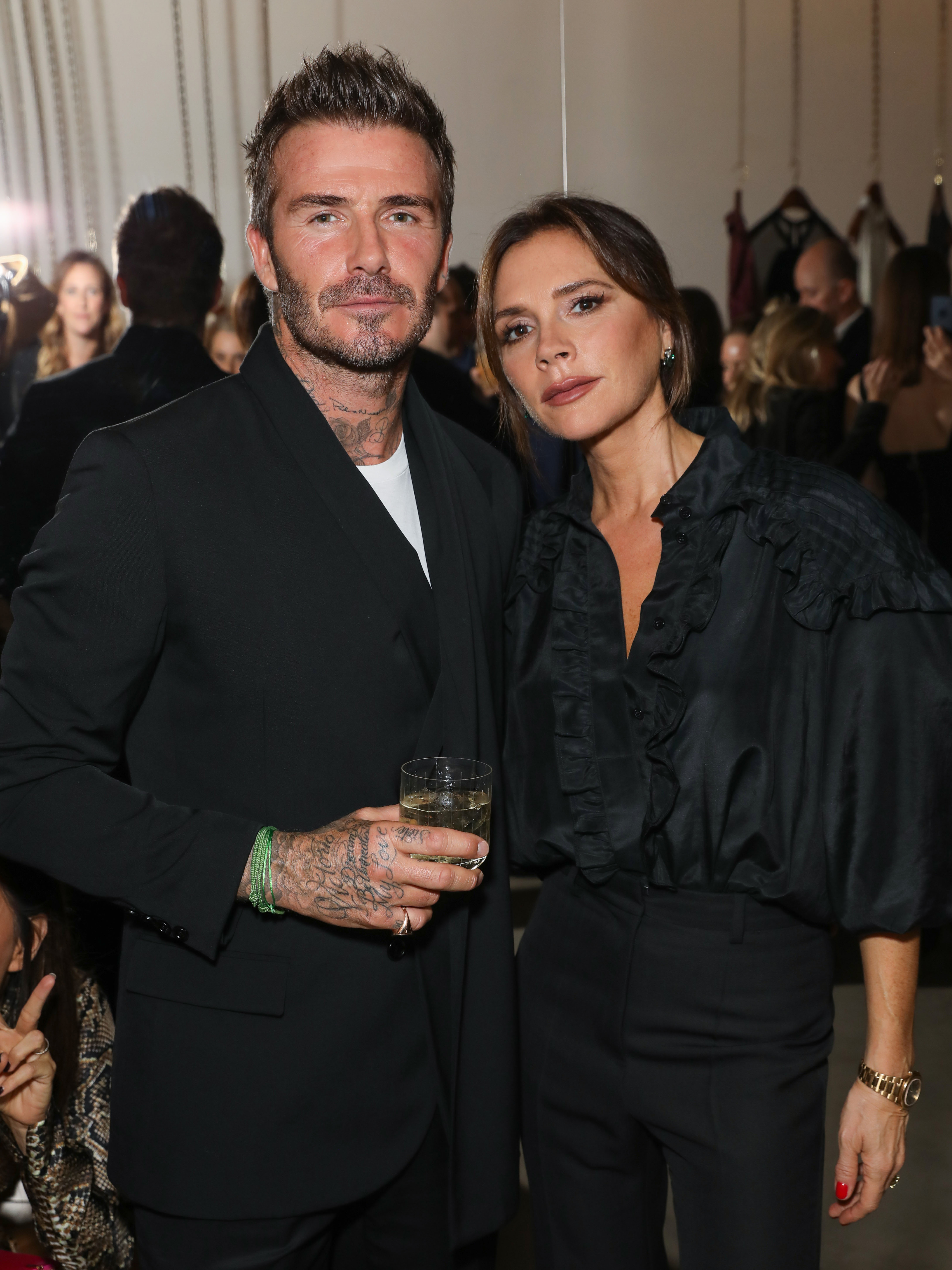 David Beckham Puts Wife Victoria To Shame Over This