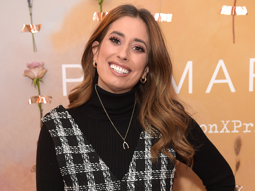 Stacey Solomon would SUE Coleen Rooney if she had treated her like she did Rebekah Vardy