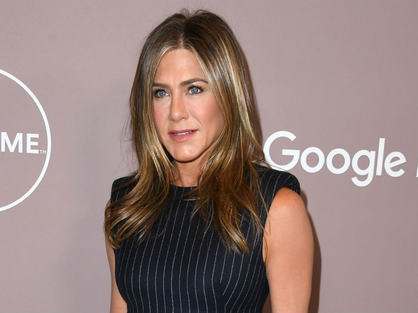 Jennifer Aniston has FINALLY joined Instagram – and her first post is incredible