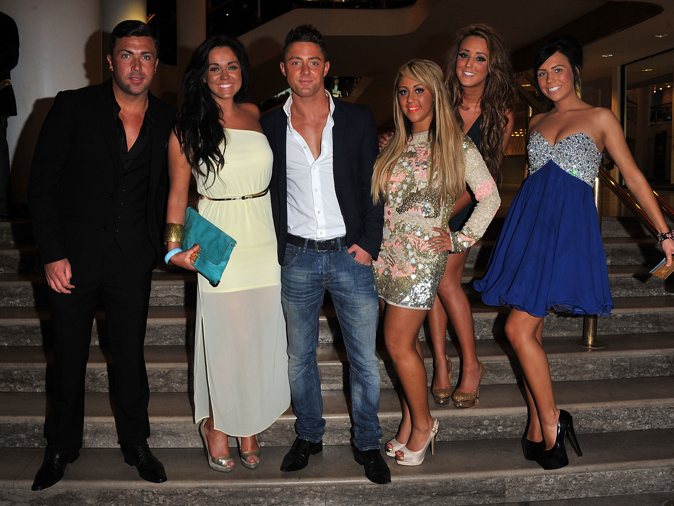 Geordie Shore's James Tindale looks completely different now