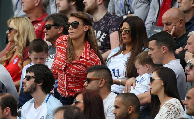 Coleen Rooney pictured with husband Wayne for the first time in THREE months following Rebekah Vardy row 3