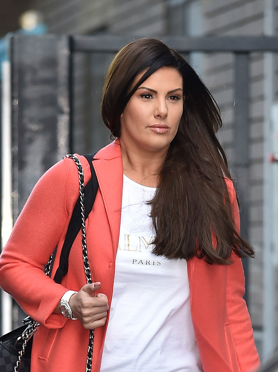 Rebekah Vardy compares Coleen Rooney to a 'pigeon' as she hits back at story leaking claims
