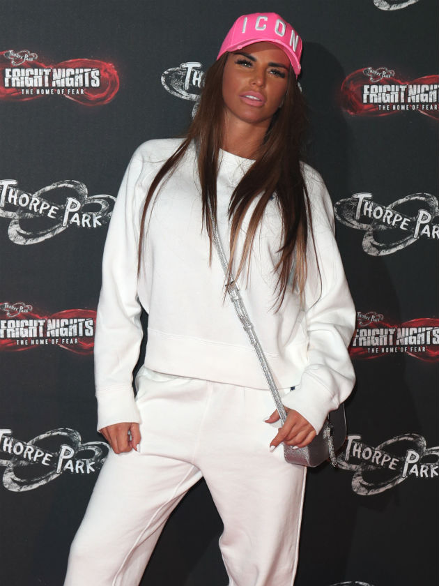 Katie Price wants to start a band with Michelle Heaton and Kerry Katona
