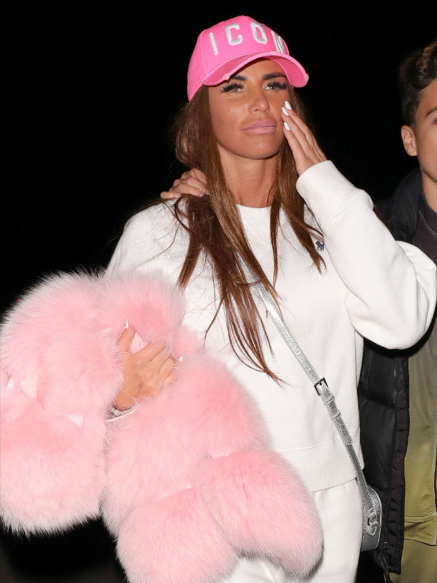 Katie Price may 'fly to Australia and confront Emily Atack' over STD joke