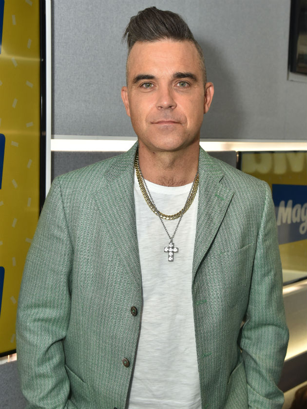 'Excitied to be returning…' Robbie Willliams announces thrilling music plans for 2020 - CelebsNow
