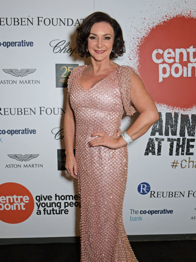 Shirley Ballas 'devastated' as injury could force her out of Strictly final