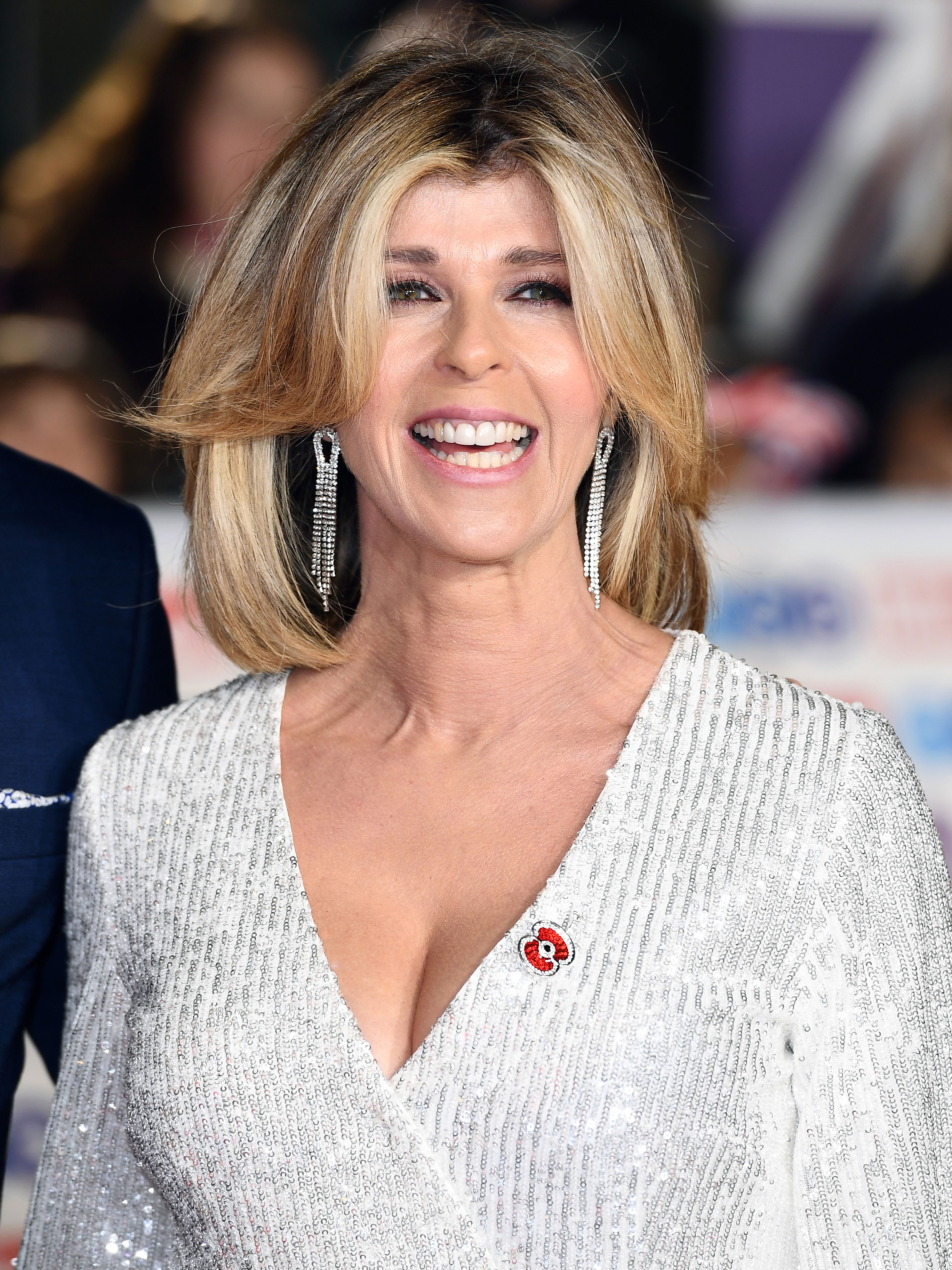 Kate Garraway strips off as she enjoys first bath since leaving the jungle