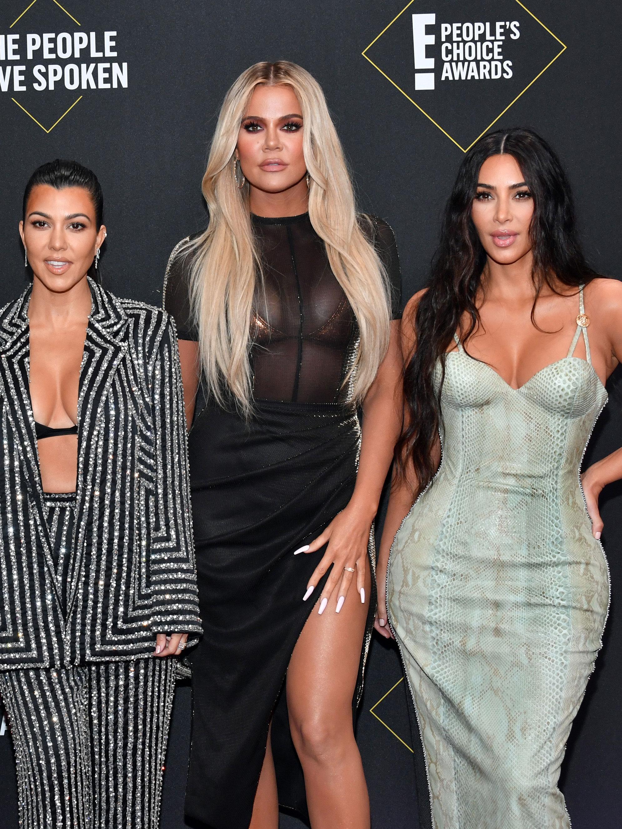 Khloe Kardashian catches sister Kourtney out in 'craziest lie'