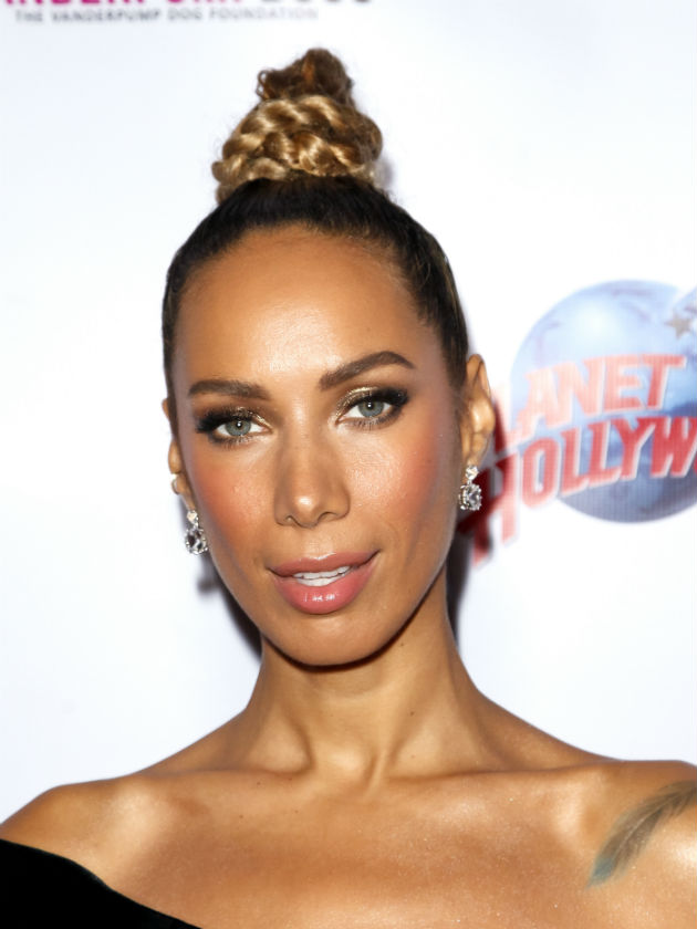 Fans go wild for Leona Lewis after 'fearless' X Factor: The Band guest appearance