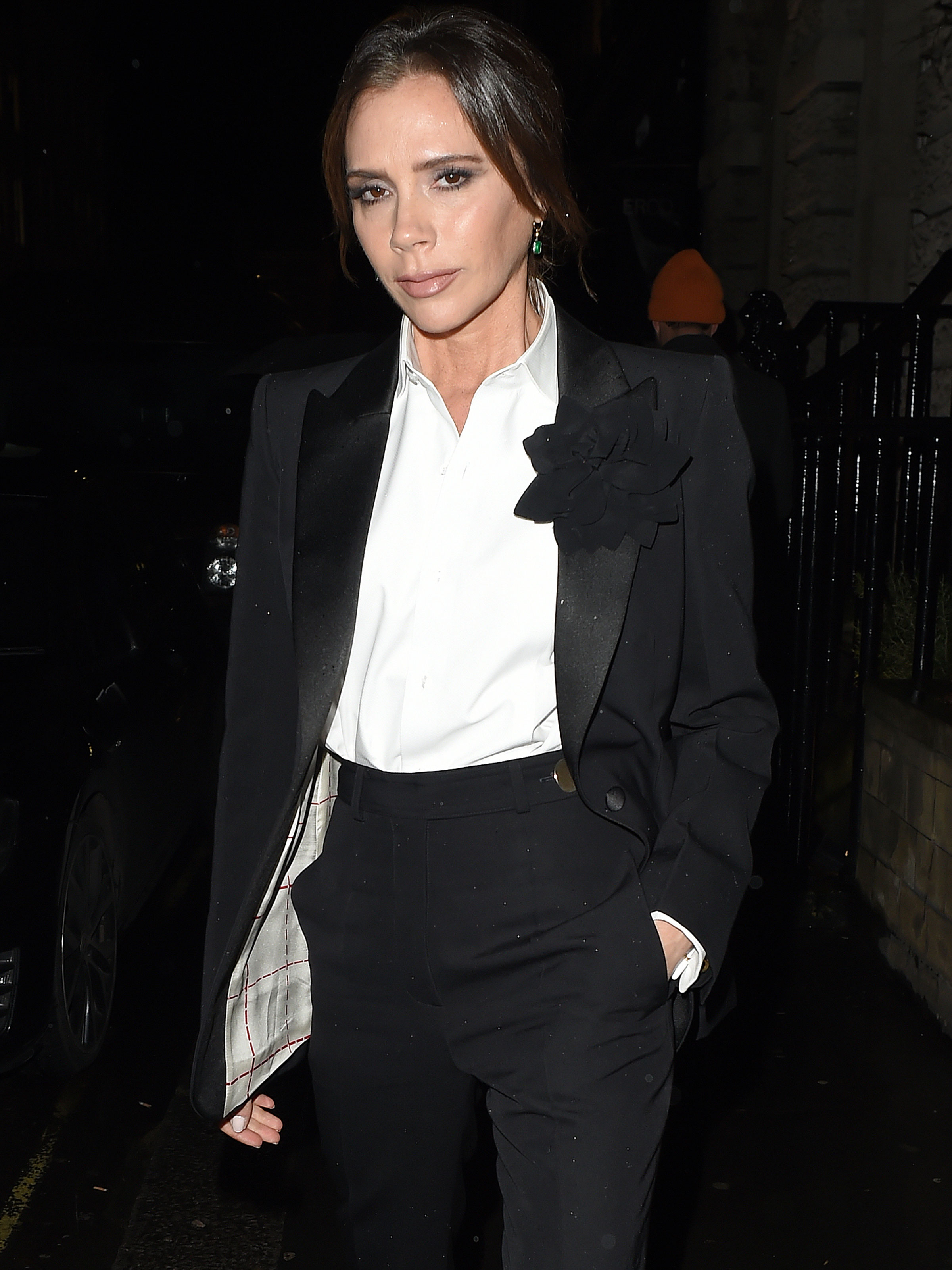 Victoria Beckham hilariously reveals what she's actually famous for