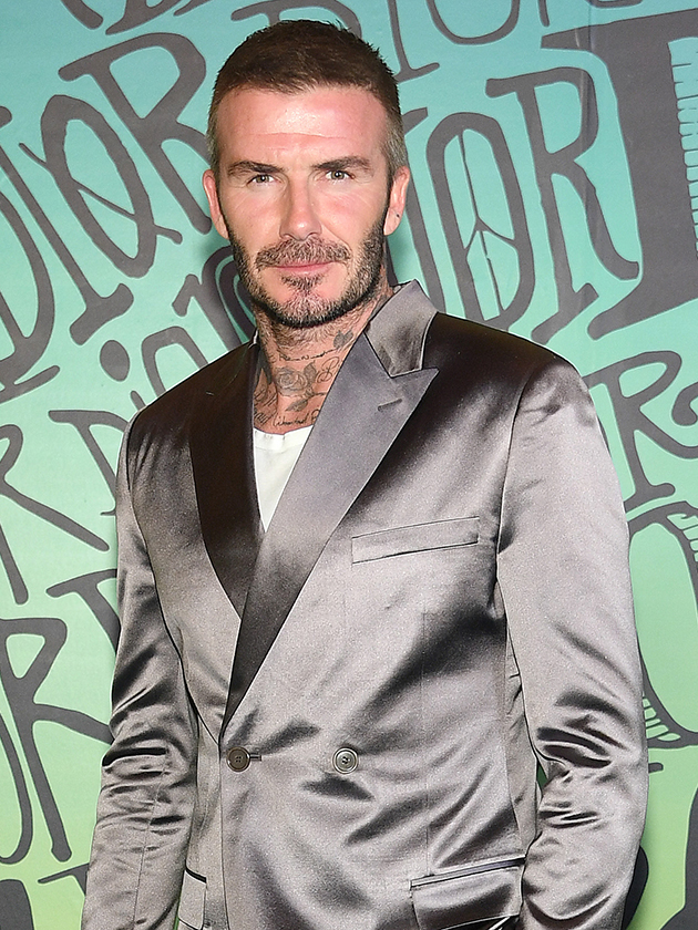 David Beckham is starstruck as he posts snap with star 'WOW'