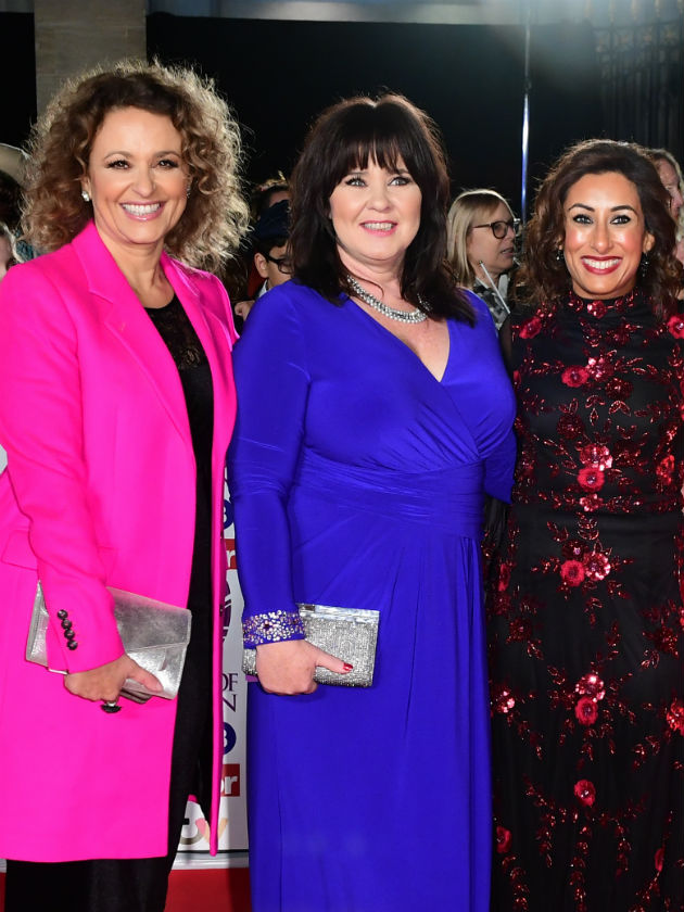Fans question why key Loose Women are missing from its Christmas party