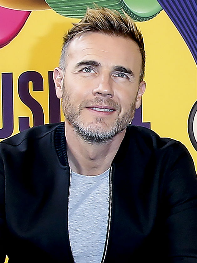Gary Barlow wants fans throwback snaps for a project