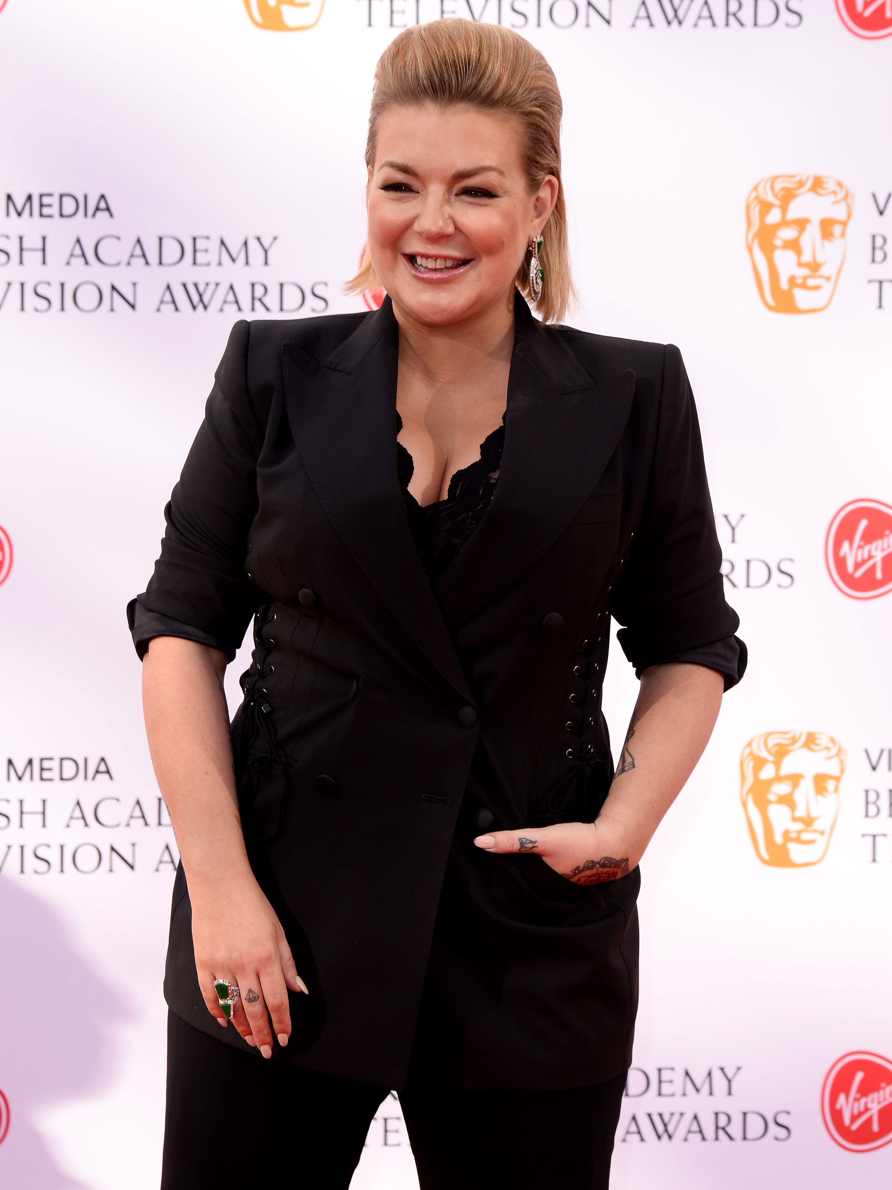 Pregnant Sheridan Smith leaves fans stunned with epic hair transformation