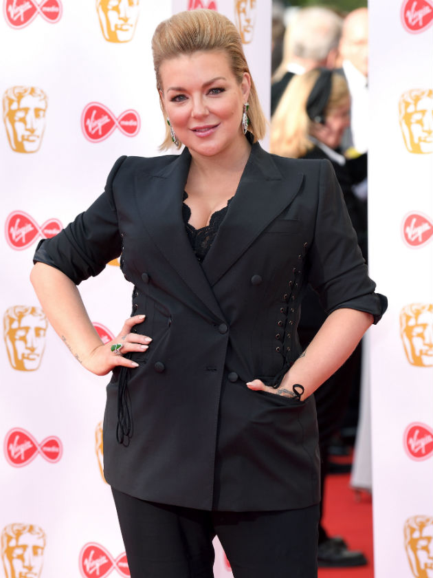 Sheridan Smith 'bans' fiance's parents from their upcoming wedding