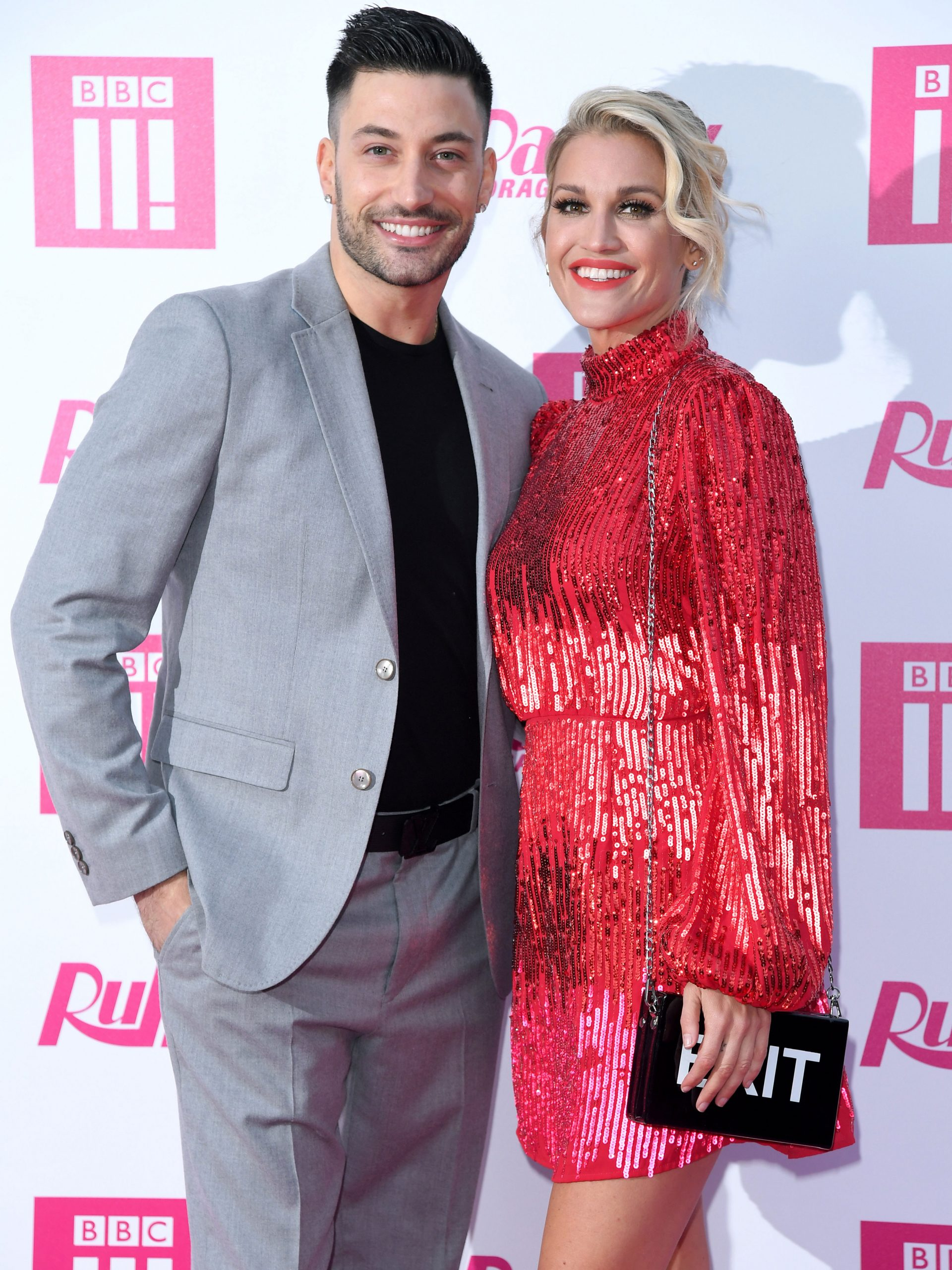 Pussycat Doll Ashley Roberts and Strictly pro Giovanni Pernice confirm shock split