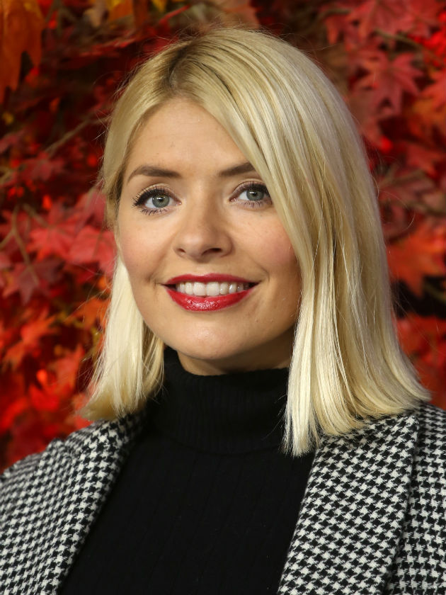 Holly Willoughby accused of wearing her 'undies' on Dancing on Ice