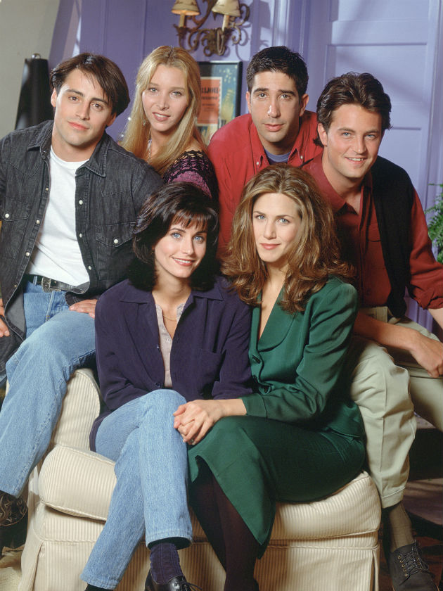 Friends reunion is 'still a maybe' according to HBO network boss