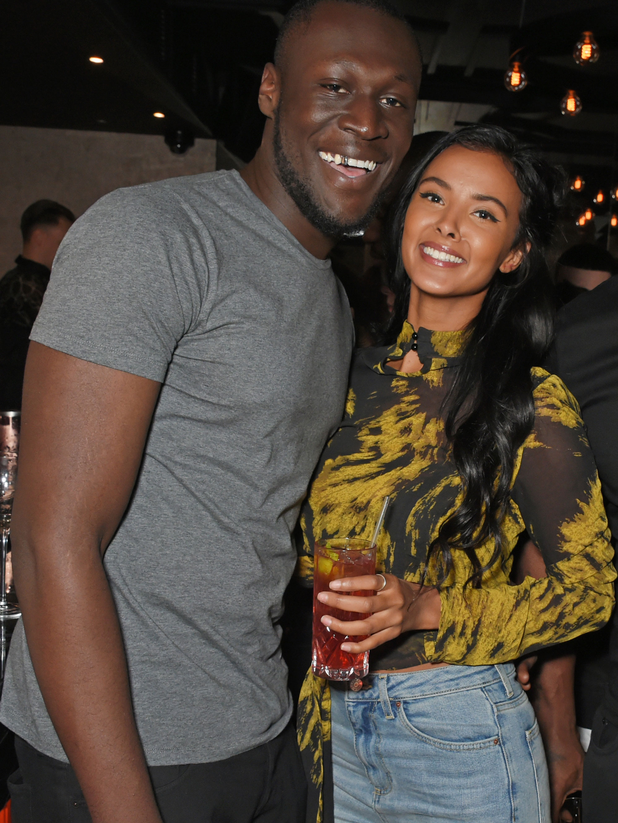 Stormzy reveals truth about rumours he cheated on ex Maya Jama