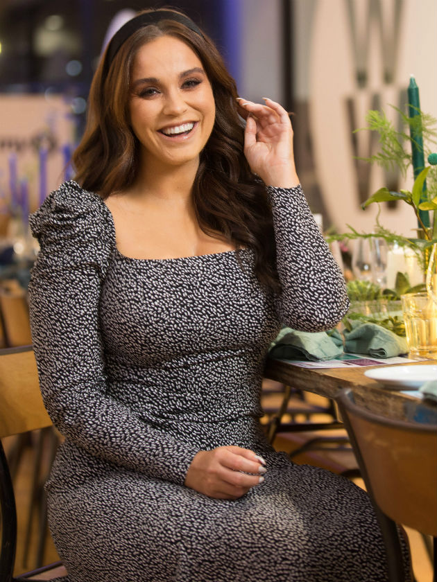 Vicky Pattison reveals reason for diet overhaul is to have children