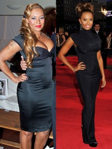 Mel B Shows Off Post Baby Weight Loss
