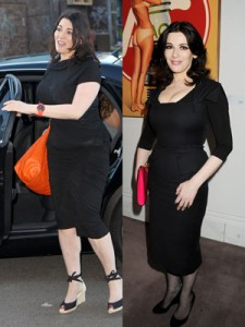 Tv Chef Nigella Lawson 52 Has Obviously Been Resisting Her More Indulgent Creations As She S Dropped Two Dress Sizes In The Past Six Months