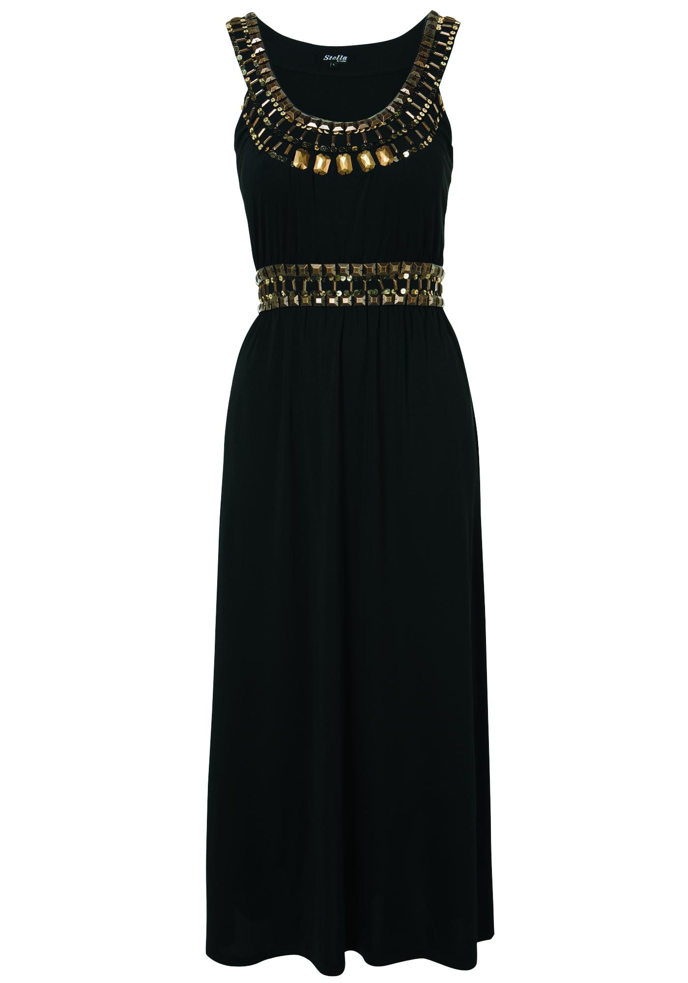Stella morgan at tesco embellished maxi dress 163 28 woman magazine