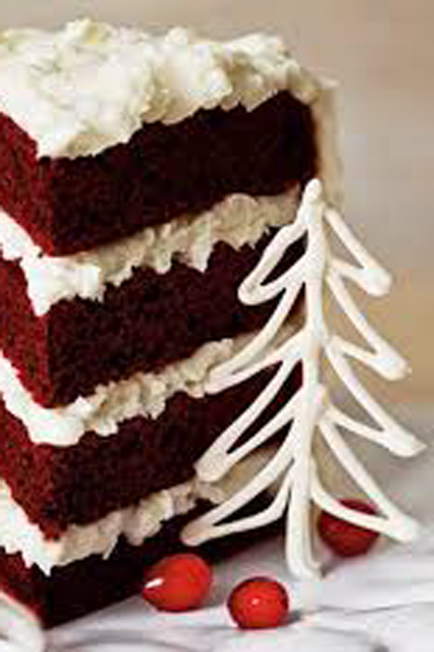 Layer Red Velvet Cake Recipe Uk