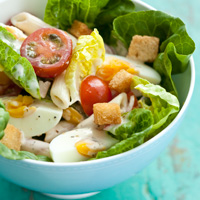 The new Nicoise salad