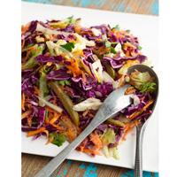 Vitality coleslaw