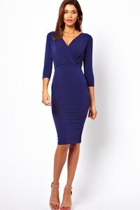 30 Slimming Dresses For Work