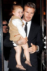 Fashion style Hot dads celebrity for girls